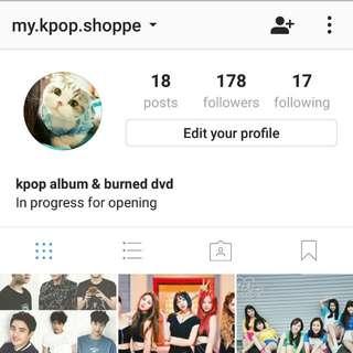 Pre Order Kpop Album