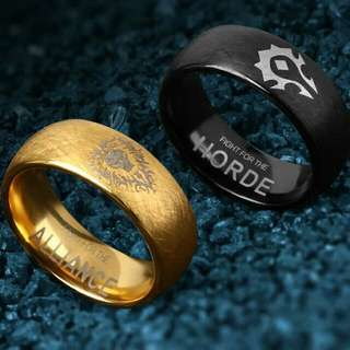 World Of Warcraft Tungsten Rings