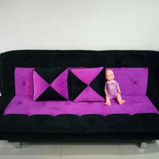 Sofa Bed Chandra Karya