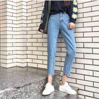 顯瘦九分褲#兩百元短褲