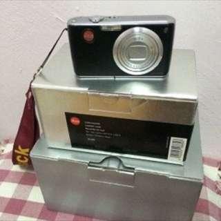 故障品~~收藏用~超廣角防手震 Leica C-LUX 1 ~~徠卡~~可樂標誌~~