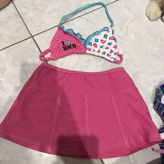 Bikini Anak 3-6 Thun