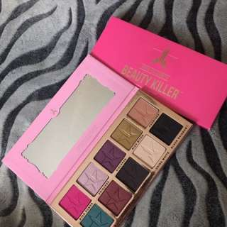 Jefree star beauty Palette ( authentic)