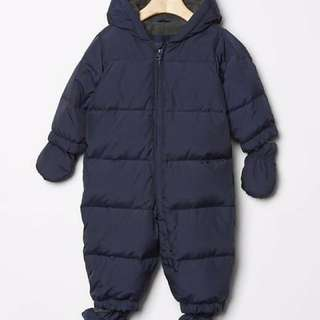 Snow Suit From Baby Gap