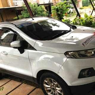 Ford Ecosport Titanium Sunrooff Automatic Th 2015