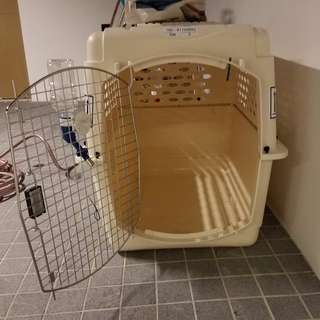 Dog Crates x 2 ( XL for Large Dogs Airline approved)