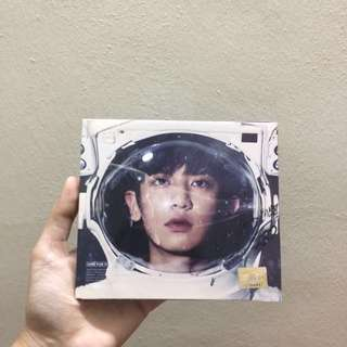 EXO CHANYEOL SIGNED SING FOR YOU CD