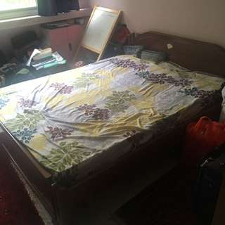 Used Bed Frame Only