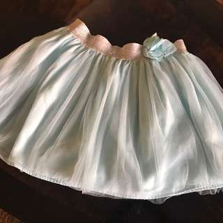 Cotton On Kids Light Blue Skirt (3-4Y)