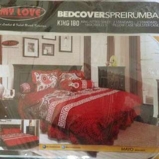 Bedcover Set My Love