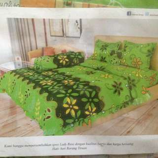 Bed Cover Set Lady Rose