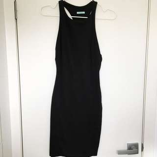 Kookai Black Dress Size 1
