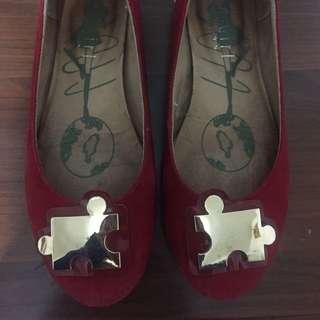 🚚 降🔻真皮氣質包鞋🔻