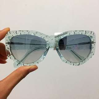 ANWT Balenciaga Bubble Sunglasses