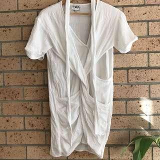 Sabo Skirt White Dress