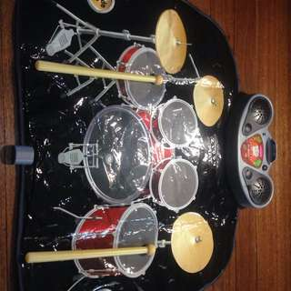 Drum Pad (Battery Operated)