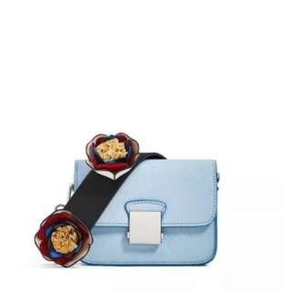 Zara Strap Mini Bag original