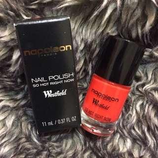 Napoleon Perdis Red Nail Polish