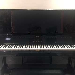 Yamaha Piano YUS5 upright grand