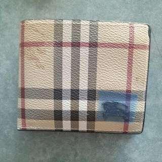 Burberry Men's Wallet REDUCED