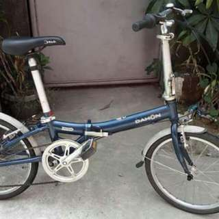 Dahon Metro Folding Bike