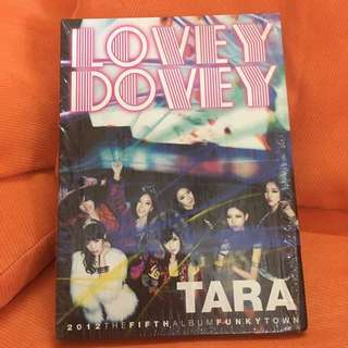 (Korea Imported) T-ARA The Fifth Album Funky Town