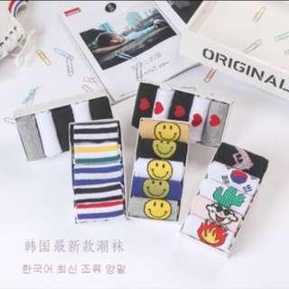 [INSTOCKS] Ulzzang Korean Socks