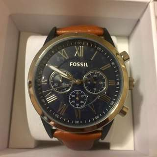 CLEARANCE: Brand New and Authentic Fossil Men's Watch
