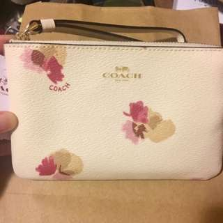 SALE: Brand New And Authentic Coach Wristlet