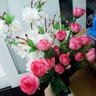 Hiasan Vintage Flower