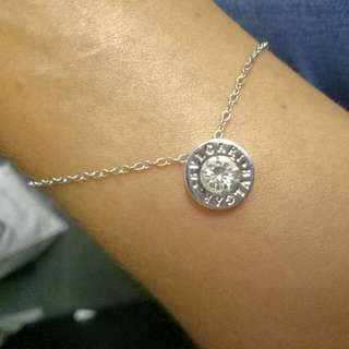 Bvlgari Silver Plated Necklace