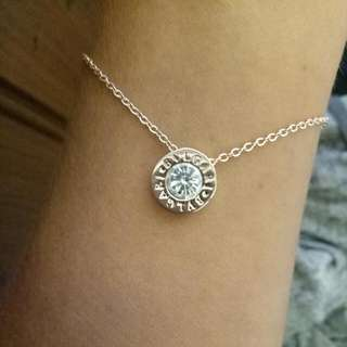 Bvlgari Rose Gold Plated Necklace #E0FYSALE