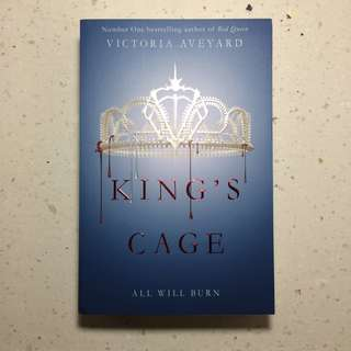 King's Cage - Victoria Aveyard [Paperback]