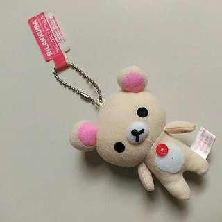 Rilakkuma Key Chain/Bag Accessories