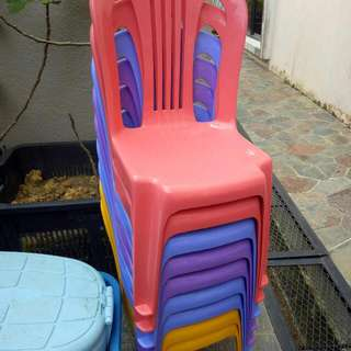 Colouful Chair