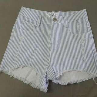高腰直線顯瘦抽鬚褲 #六月免購物直接送
