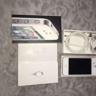 IPhone 4 ASLI APPLE 100%