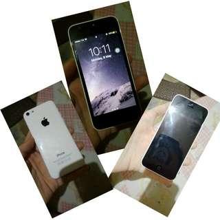 APPLE IPHONE 5C 16GB White Complete