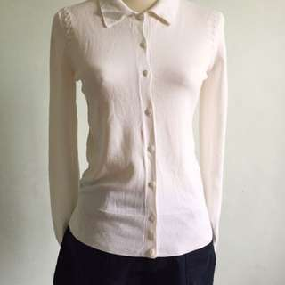 Anne Klein Knitted Top