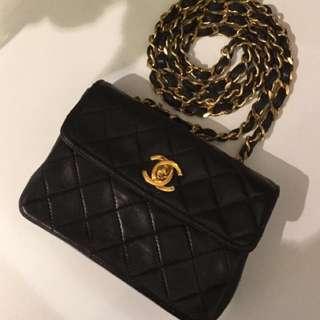 Vintage Chanel Supermini