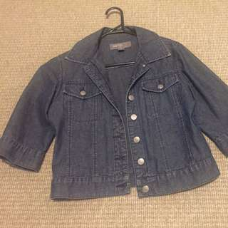 Size 6 ESPRIT denim Jacket