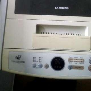 Samsung 7.5kg Top Loader Washer For $100