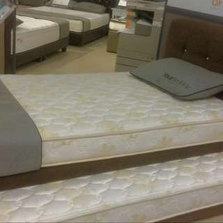 Bunk bed 2 single Sale At $1199 ( Courts Selling $1599)