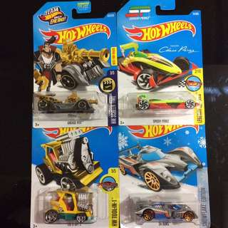 Hotwheels Car Collection Edition