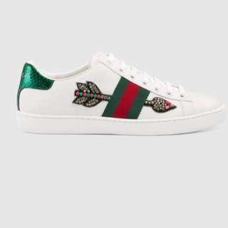 [PO] Gucci Embroidered Sneaker