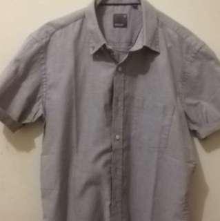 Wood Shirt Short Sleeves