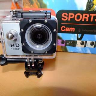 CLEARING SALES - Sports Cam (Instock)