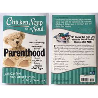 CHICKEN SOUP FOR THE SOUL (Parenthood)