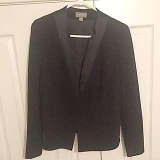 BNWOT XS Sussan black Jacket / Blazer