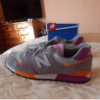 New Balance Mens 446 shoes, size 12 US, brand new in box